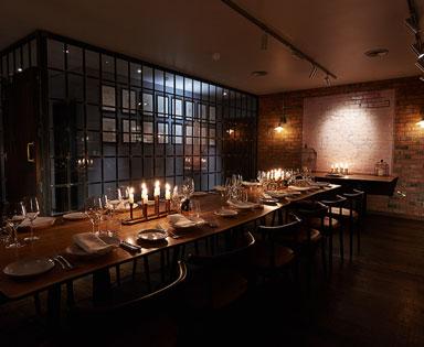 venue type private-dining
