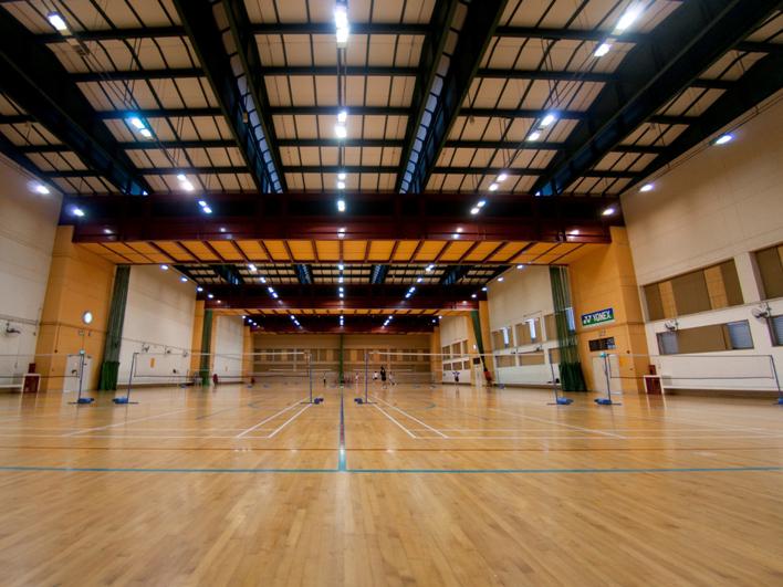 venue type sports-hall